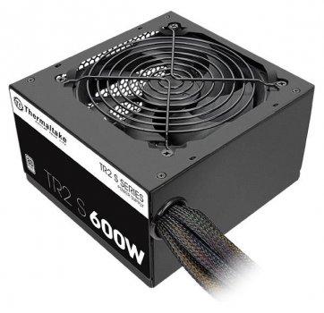 Блок живлення Thermaltake TR2 S 600W,12cm fan, a/PFC,24+8,4 xPeripheral,1xFDD,5xSATA,2xPCIe (PS-TRS-0600NPCWEU-2)