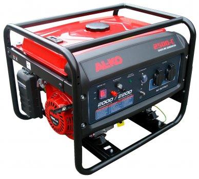 Генератор бензиновый однофазный AL-KO 2500-C 2 кВт (130930)