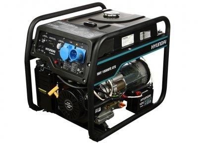 Генератор Hyundai HHY10000FE-ATS 8 кВт с автозапуском Бензиновый