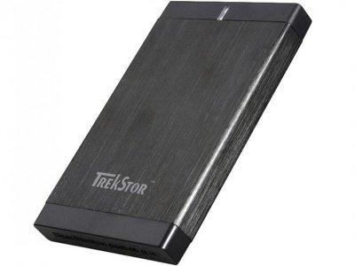 """Накопичувач зовнішній HDD 2.5"""" 320GB USB TrekStor DataStation Pocket G. U. Black (TS25-320PGU)"""