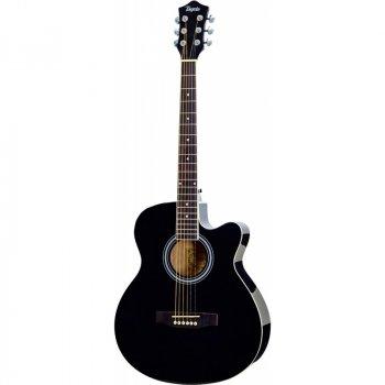 Акустическая гитара Tayste T-401 черный (T-401BK)