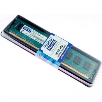 Оперативна пам'ять GOODRAM 4 GB DDR3 1333 MHz(216231937)