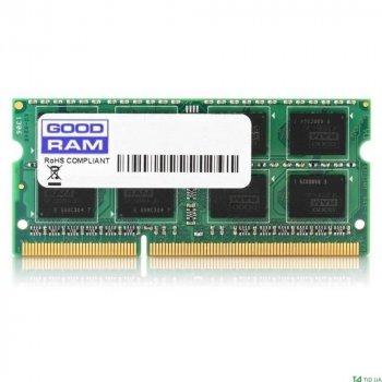 Оперативна пам'ять GOODRAM 4 GB SO-DIMM DDR3 1600 MHz(8603576)