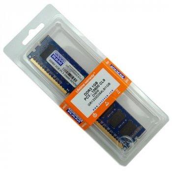 Оперативна пам'ять GOODRAM 1 GB DDR3 1333 MHz (4754497)