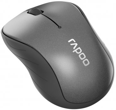 Миша Rapoo M260 Wireless/Bluetooth Grey