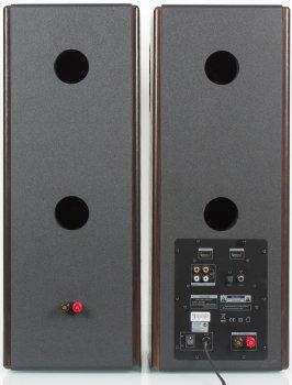 Акустична система Microlab 2.0 SOLO 9С Wooden + ДУ