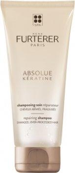 Безсульфатний шампунь Rene Furterer Absolue Keratine для дуже пошкодженого волосся 200 мл (3282770202489)