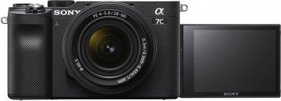 Фотоапарат Sony Alpha a7C + 28-60 mm Kit Black (ILCE7CLB.CEC) Офіційна гарантія!