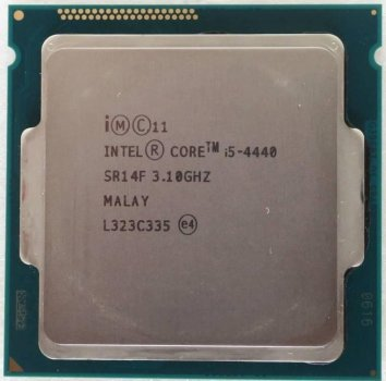 Процесор Intel Core i5-4440 3.1 GHz/6MB/5GT/s (SR14F) s1150, tray