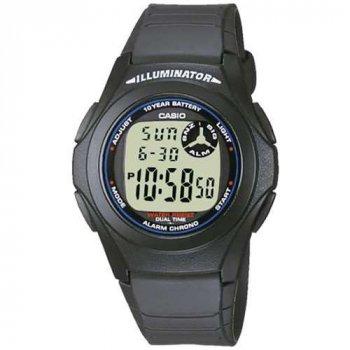 Годинник наручний Casio F-200W-1AEG