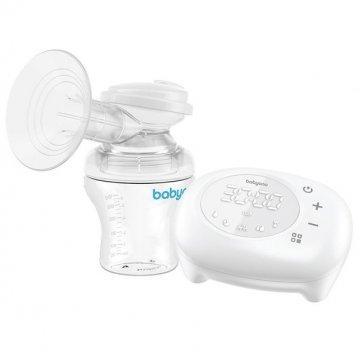 Електричний молоковідсмоктувач BabyOno Compact 5 в 1 (970)