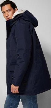 Куртка Springfield 954179 Темно-синяя