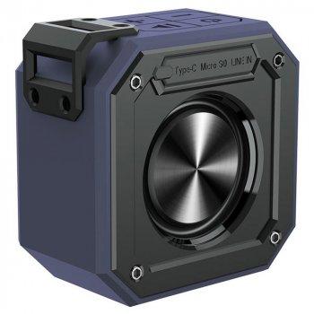 Портативная колонка Tronsmart Element Groove Bluetooth Speaker Blue