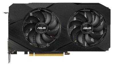Asus GeForce GTX 1660 6GB GDDR5 Dual Evo OC (DUAL-GTX1660-O6G-EVO)
