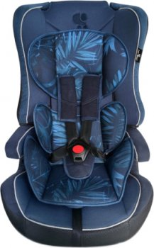 Автокрісло Bertoni (Lorelli) Explorer 9-36 кг Dark Blue Flowers (EXPLOR dark blue flowers)