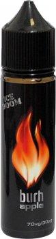 Рідина для електронних сигарет Ice Boom Burh apple 60 мл (Яблучний енергетик) (IB-BA-60)