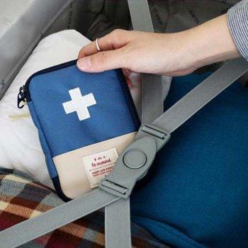 Органайзер-аптечка дорожная Organizers Packing Синяя (2000056011133)