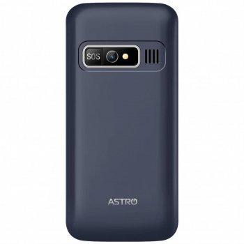 Мобильный телефон Astro A186 Navy