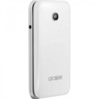 Мобильный телефон ALCATEL ONETOUCH 2051D White (4894461418629)