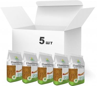 Упаковка крупы пшеничной Терра Яровой №2 700 г х 5 шт (4820015737113)