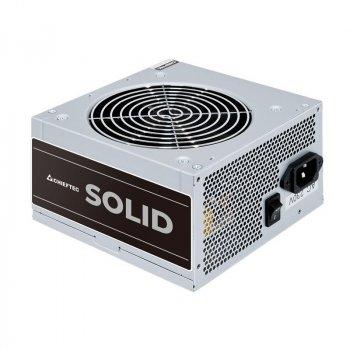 Блок живлення Chieftec GPP-500S, ATX, APFC, 12cm fan, ККД >85%, bulk