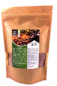 Кэроб (плоды рожкового дерева) Vegan Prod 100 г (2000000005089)