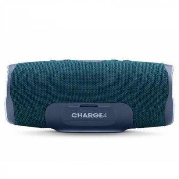 Акустична система JBL Charge 4 Blue (JBLCHARGE4BLUEEU)
