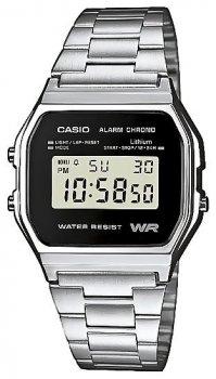 Чоловічі наручні годинники Casio A158WEA-1EF