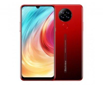 Мобільний телефон Blackview A80 2/16Gb Red