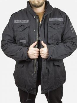 Куртка Brandit M-65 Giant 3101.2 Чорна