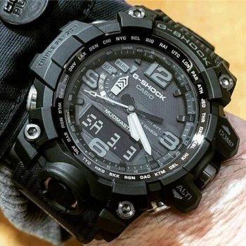 Чоловічі Годинники Casio GWG-1000-1A1ER