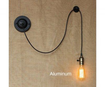 Настінне бра в стилі лофт Aluminum