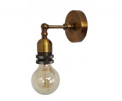 Настінний Світильник HAYON II +Лампочка Едісона