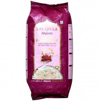 Рис Басмати Lal Qilla Majestic непропаренный 1 кг