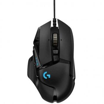 Мышка Logitech G502 Hero High Performance (910-005470)