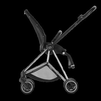 Шасі з прогулянковим сидінням Mios, Cybex (Chrome)