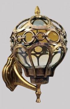 Настінний ліхтар (36х21х26 див.) Золото постарене YR-716-b/m-p