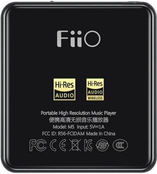 MP3-плеєр FiiO M5 Black (5580049)