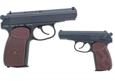 Пистолет пневматический KWC Makarov