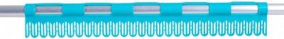 Сушарка для білизни Laundry Elegancie анодований алюміній 18 м (TRL-1822AL-CYAN)