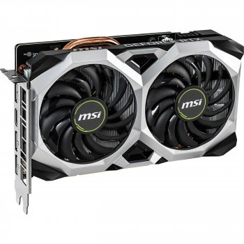 Відеокарта MSI RTX 2060 6Gb Ventus XS OC (GeForce RTX 2060 Ventus XS 6G OC), factory refurbished