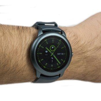 Смарт-годинник KW40 Blue-Green