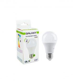 Светодиодная лампа Galaxy LED А60 Е27 12W 3000K
