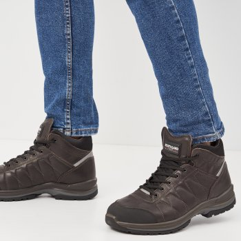 Ботинки Northland 13917TV58G Темно-коричневые