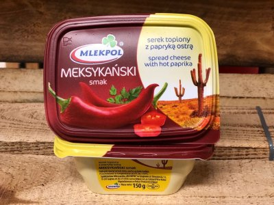 Сыр Meksykanski 150г
