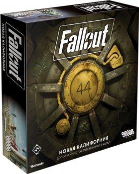 Настільна гра Hobby World Fallout: Нова Каліфорнія (4630039151556)