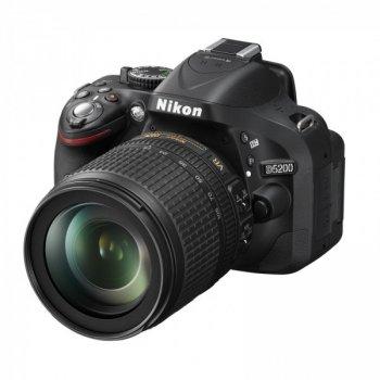 Nikon D5200 kit 18-105
