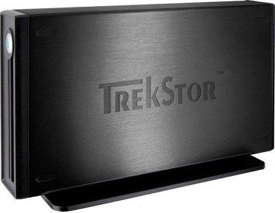 "Накопичувач зовнішній HDD 3.5"" 500GB USB TrekStor DataStation maxi m.ub Black (TS35-500MMUB) - Refubrished"