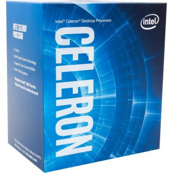 Процесор Intel Celeron G4920 3.2 GHz (2MB, Coffee Lake, 54W, S1151) Box (BX80684G4920)