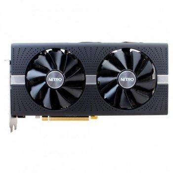 Відеокарта Sapphire Radeon RX 580 4096Mb NITRO+ (11265-07-20G)